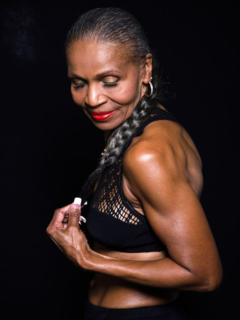 #BlackGirlMagic Goals! Body Builder Ernestine Shepherd Celebrates Her 80th Birthday