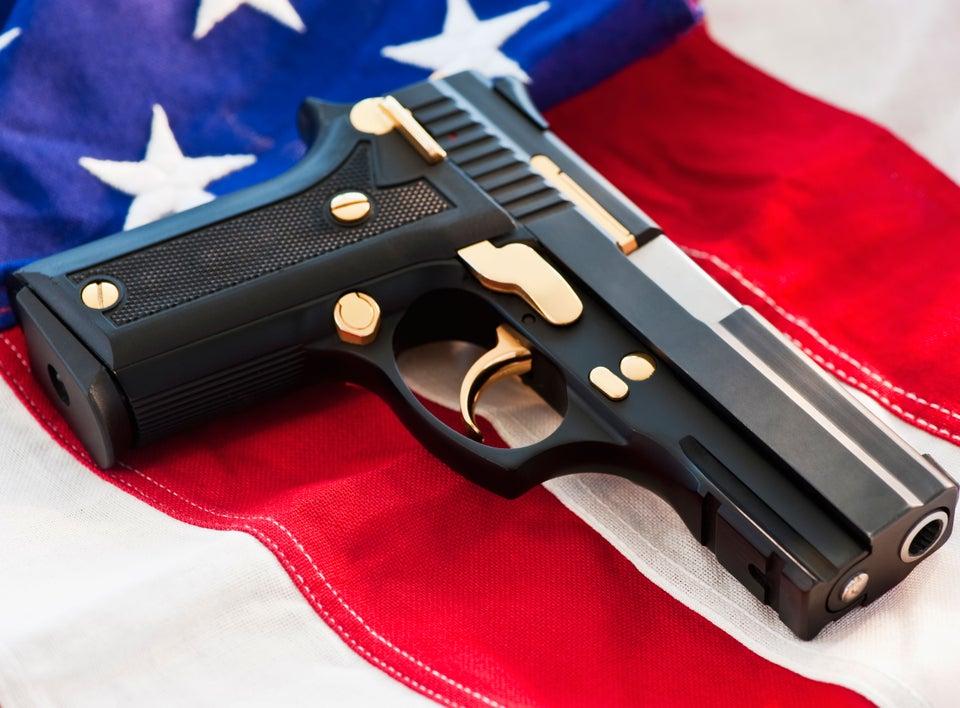 Guns In America: Stories Of Survival