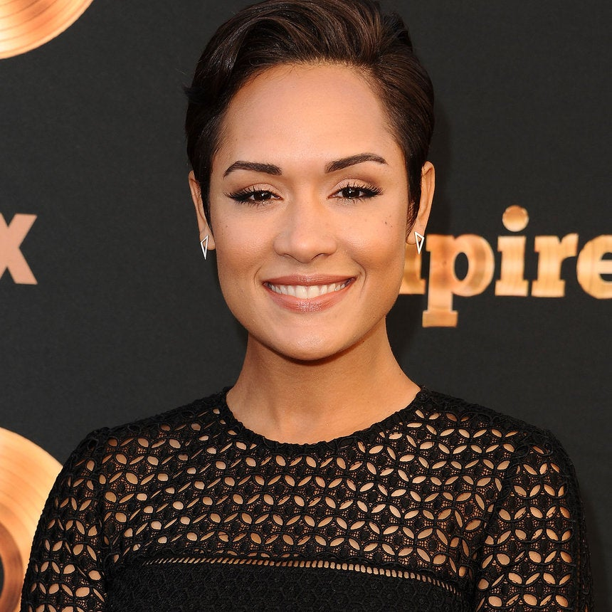 Grace Gealey Is Having Tons of Summer Fun With Long Box Braids