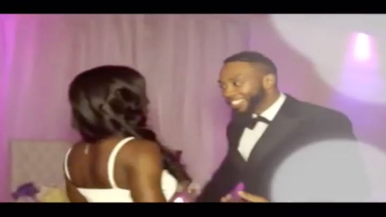 Black Wedding Moment of the Day: Bride and Groom Make a Hip Hop Music Video