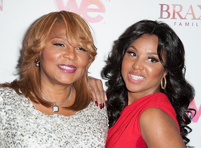 Toni Braxton's Mom Approves Of Her Rumored Love Interest Birdman