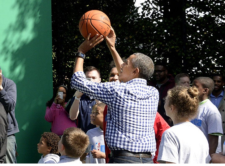 President Obama is Interested in Owning a Basketball Team