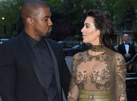 Kim Kardashian & Kanye West Are in Counseling After a Trying Year, Says Source