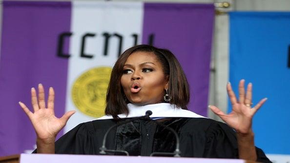 Michelle Obama Responds to Gun Control Sit-In