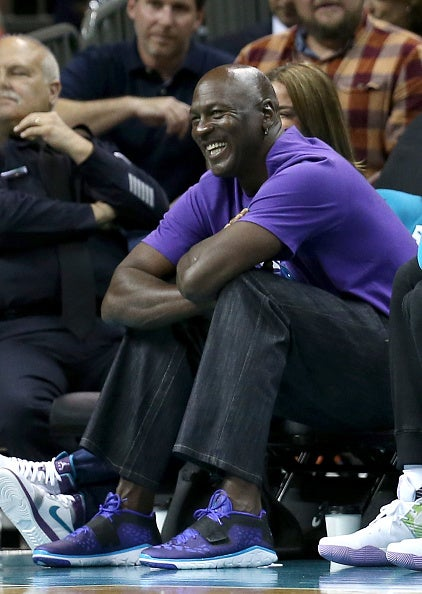 Michael Jordan Gives Back With $500,000 Investment