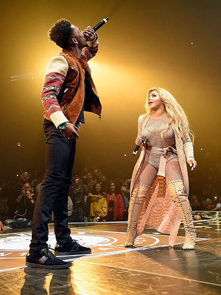 We Need to Know: Are Lil Kim and Desiigner a Thing?!