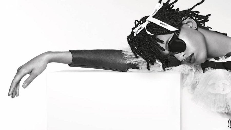 Willow Smith's First Chanel Campaign Is Insanely Cool