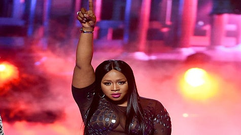 Remy Ma Congratulates Nicki Minaj On Her BET Award
