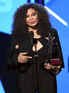Tina Knowles Responds to Backlash Following BET Awards Speech