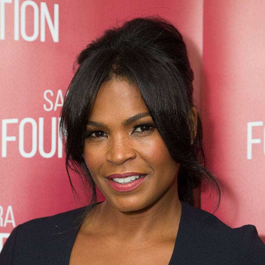 Nia Long's 'Less is More' Approachto Beauty is #BeautyGoals