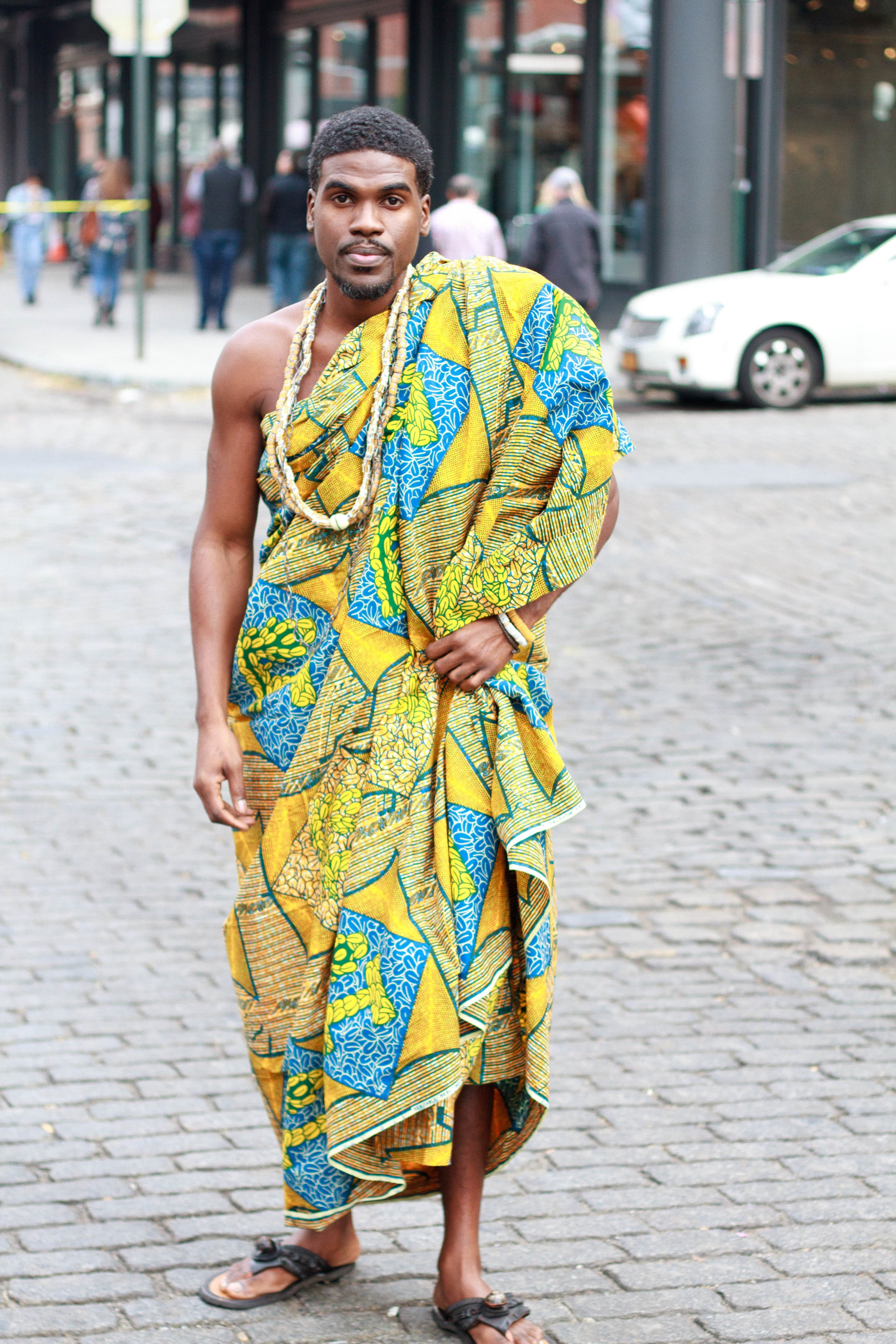 We Found Social Media Sensation 'African Bae' (and He Totally Lives Up to the Hype)