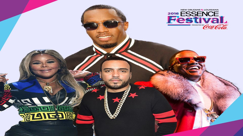 Just Announced! Lil' Kim, Mase and French Montana to Join Puff Daddy for Epic ESSENCE Fest Finale
