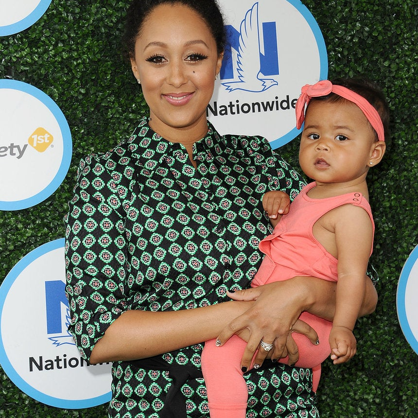 Photo Fab: Tamera Mowry-Housley and Daughter Ariah Are Picture-Perfect in Their Turbans