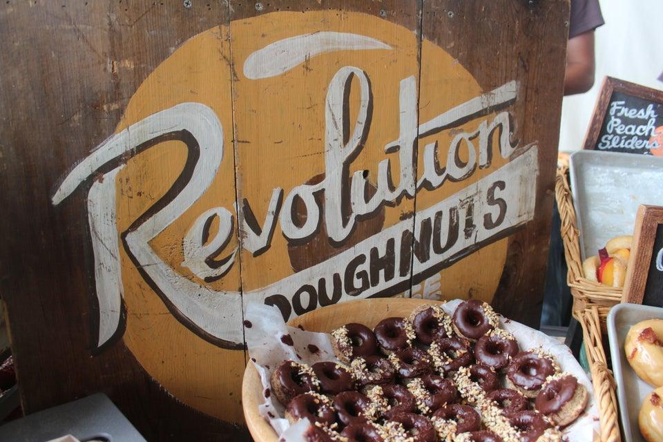 The Story Behind the Handmade Organic Doughnuts Atlanta Can't Get Enough Of