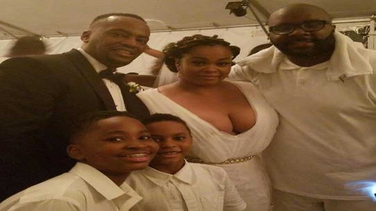 Surprise! Jill Scott Got Married This Weekend and The Videos Are So Sweet