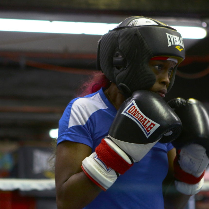 Champion Boxer Remembers Muhammad Ali: 'They Used to Call Me a Female Ali'
