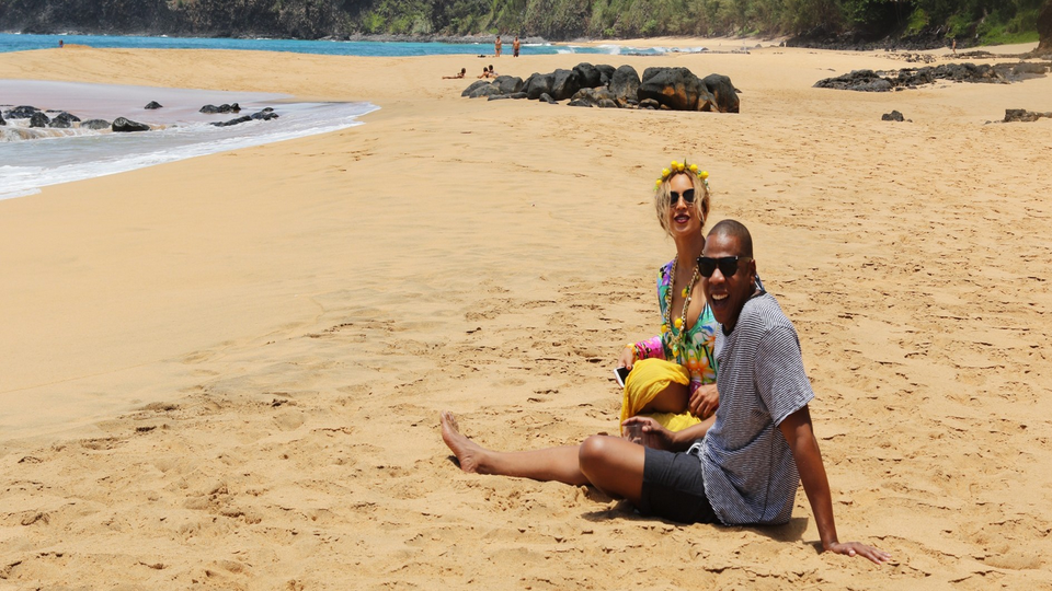 Inside Beyoncé and Jay Z's Hawaiian Vacation