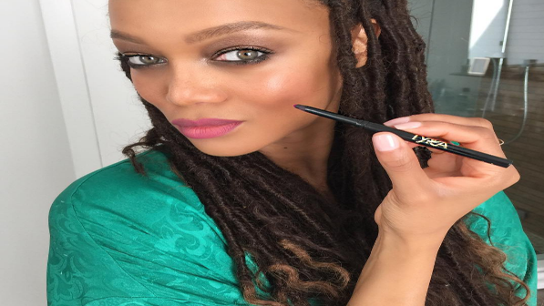 Tyra Banks' Cosmetic Collection Is Making Sure 'Chocolate Toned Sisters' Have The Right Products