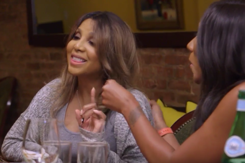Toni Braxton Opens Up To Her Sisters About Dating Again - Essence