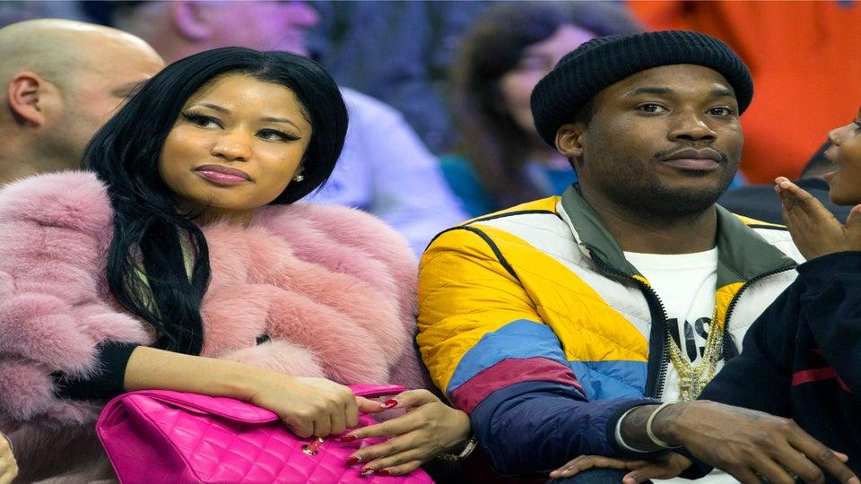 "Nicki Minaj And Meek Mill Split Over ""Nuclear Fight"", Details Leak"