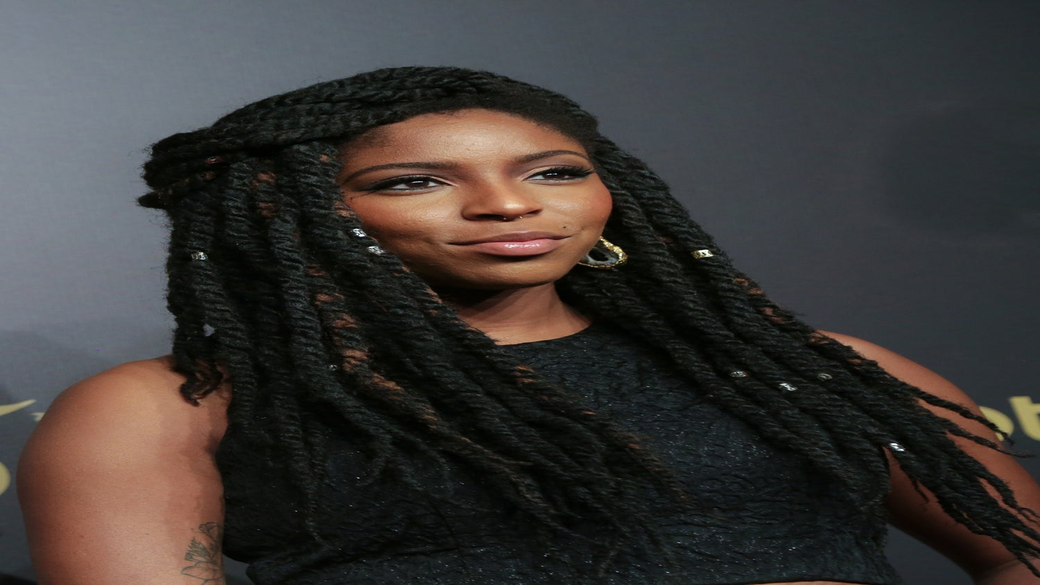 Jessica Williams Has Lavender Locs and They're Drop Dead Gorgeous