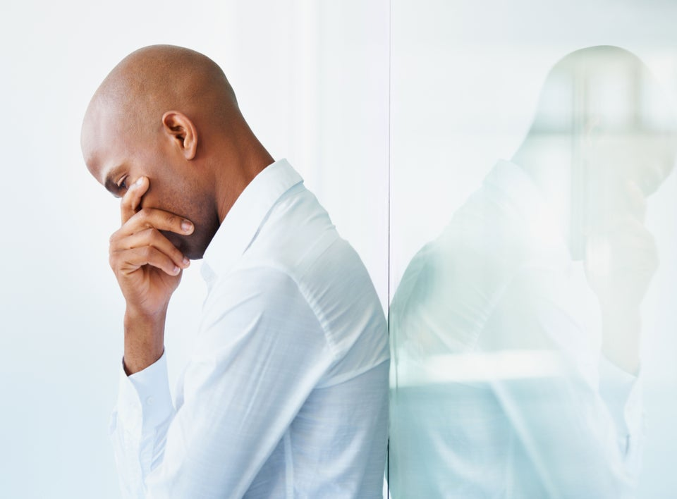 Heavy is the Head That Wears the Crown: Black Men and Mental Illness