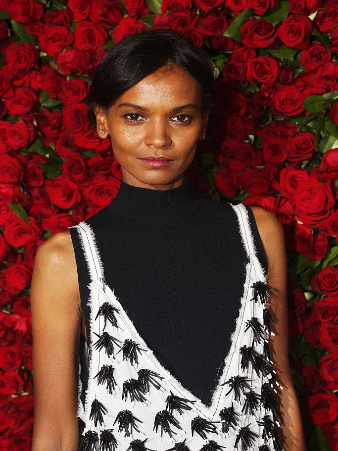 Liya Kebede Is The Face Of Calvin Klein's New Eternity Campaign