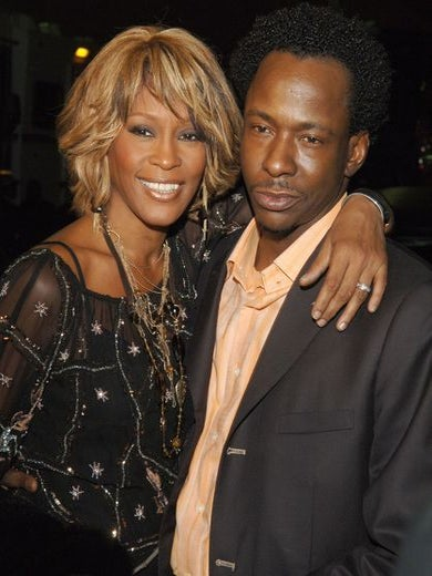 How Bobby Brown and Whitney Houston Fell in Love