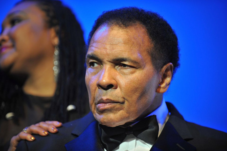 Boxing Legend Muhammad Ali Hospitalized for Respiratory Issue