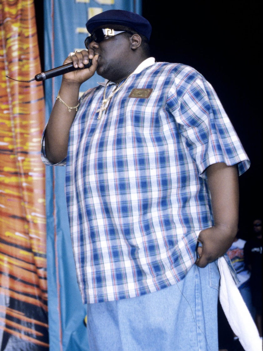 The Hip Hop Hall of Fame Wants to Erect a Notorious B.I.G. Statue