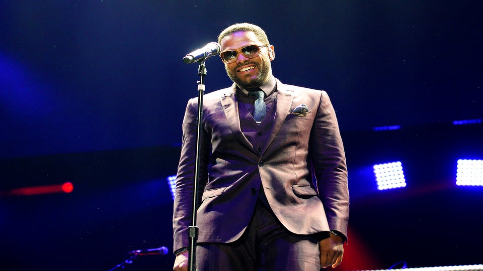 Maxwell's New Single 'Gods' Will Give You All The Friday Feels
