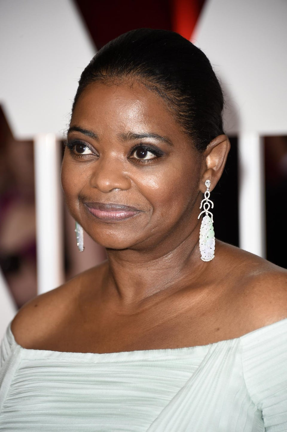Octavia Spencer Addresses Hollywood's Diversity Woes, New film 'Hidden Figures'