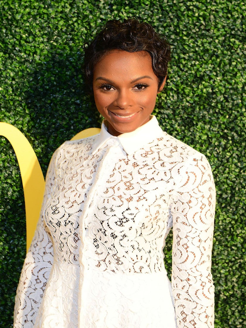 Tika Sumpter Shows Off Baby Bump During AKA Induction