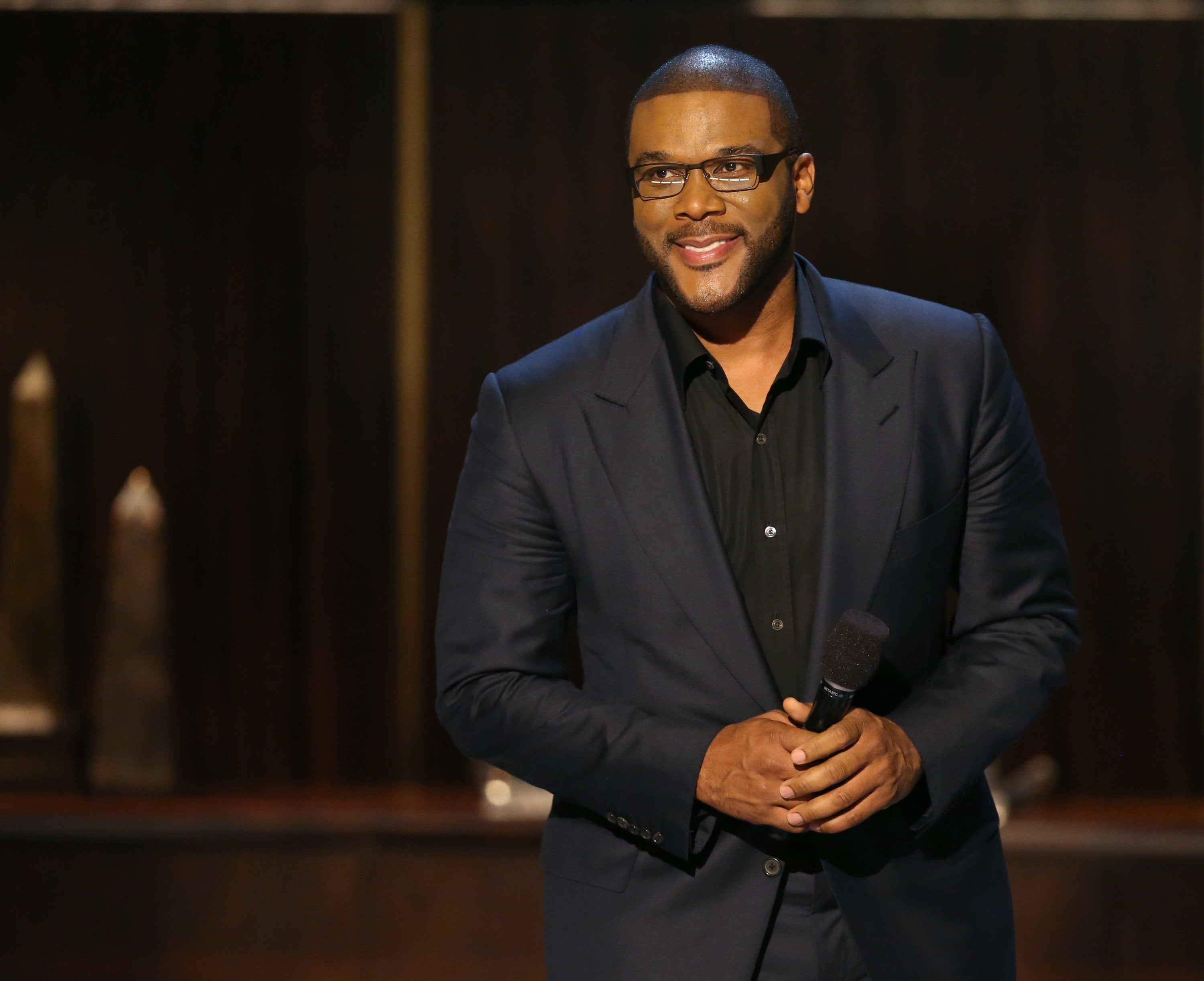 Tyler Perry Donates $1 Million To Hurricane Harvey Relief