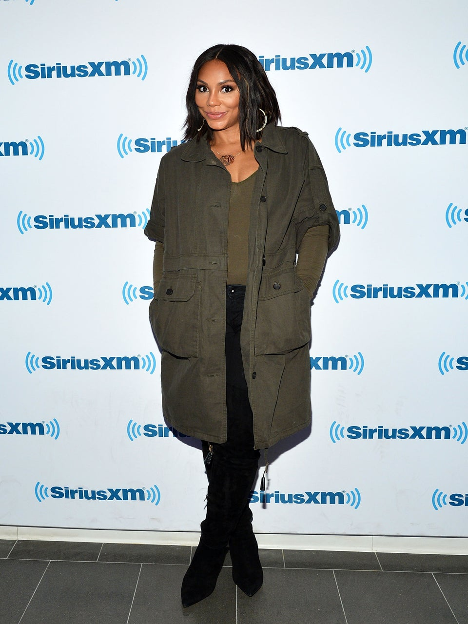 Tamar Braxton Spills The Tea On Her Firing from 'The Real' in New Interview
