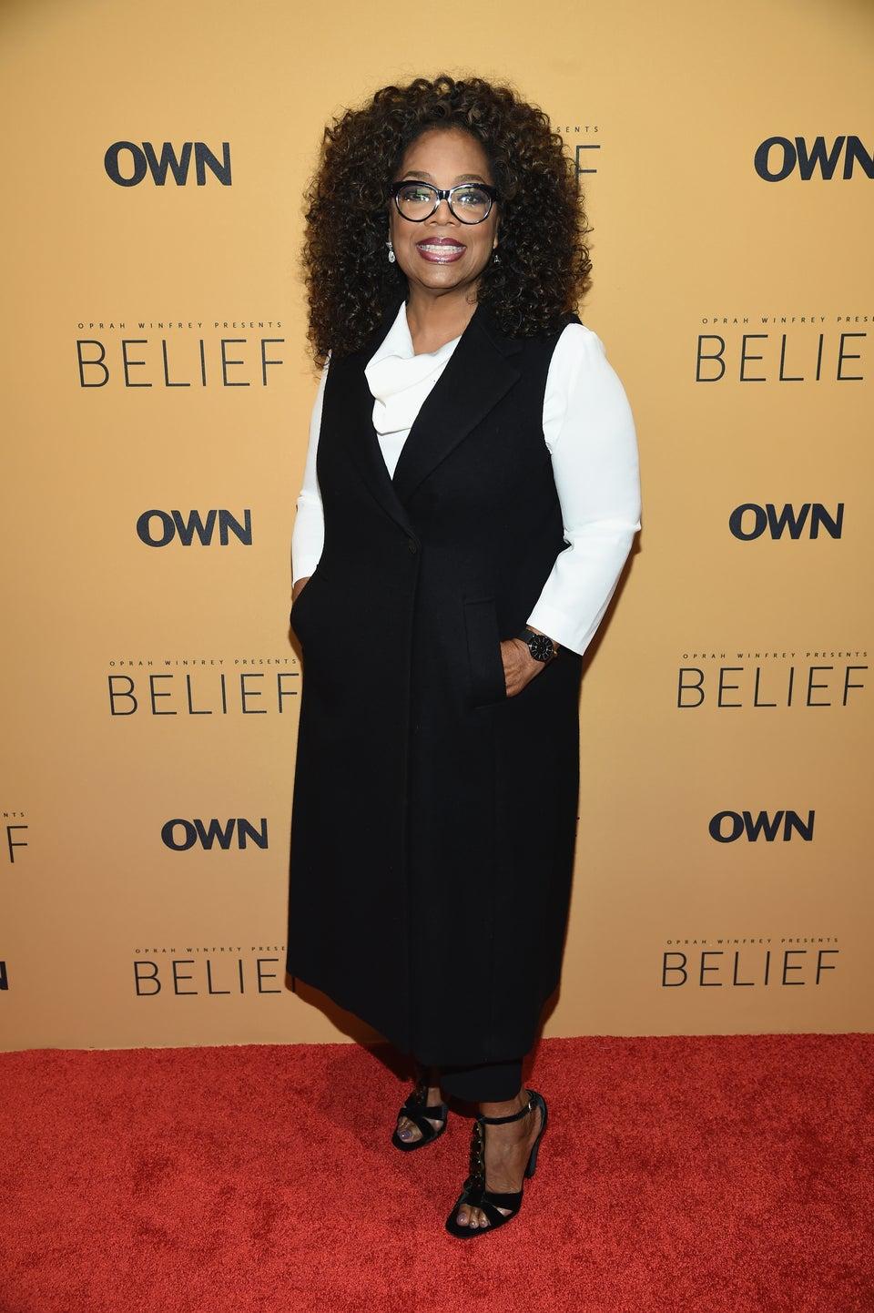 Oprah Winfrey Endorses Hillary Clinton for President