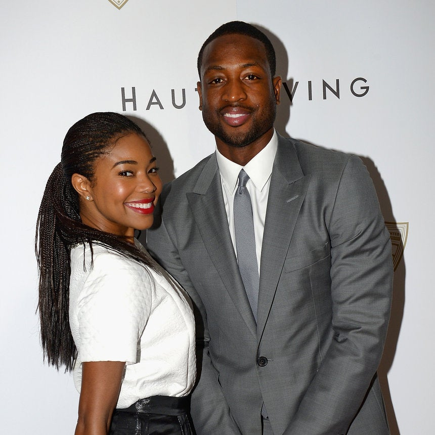 Gabrielle Union & Dwyane Wade Begin Filming For Their New HGTV Project