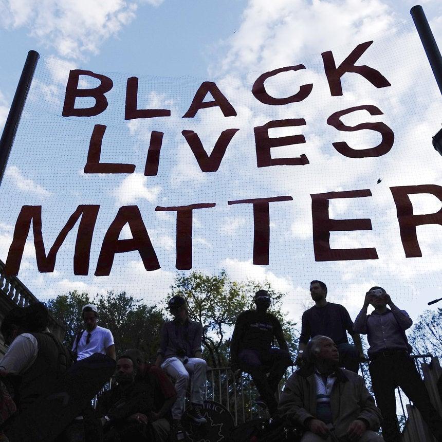 Father Of Officer Killed In Dallas Ambush Sues Black Lives Matter