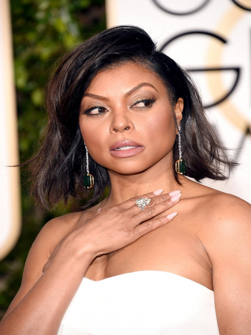 Taraji P. Henson Claps Back At Instagram Follower Who Calls Her a 'Black Racist'