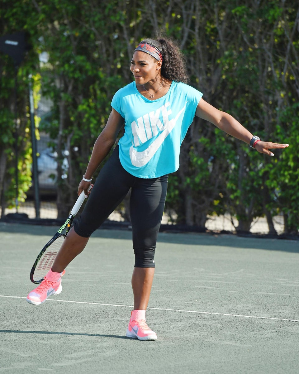 Serena Williams is Now the World's Highest Paid Female Athlete