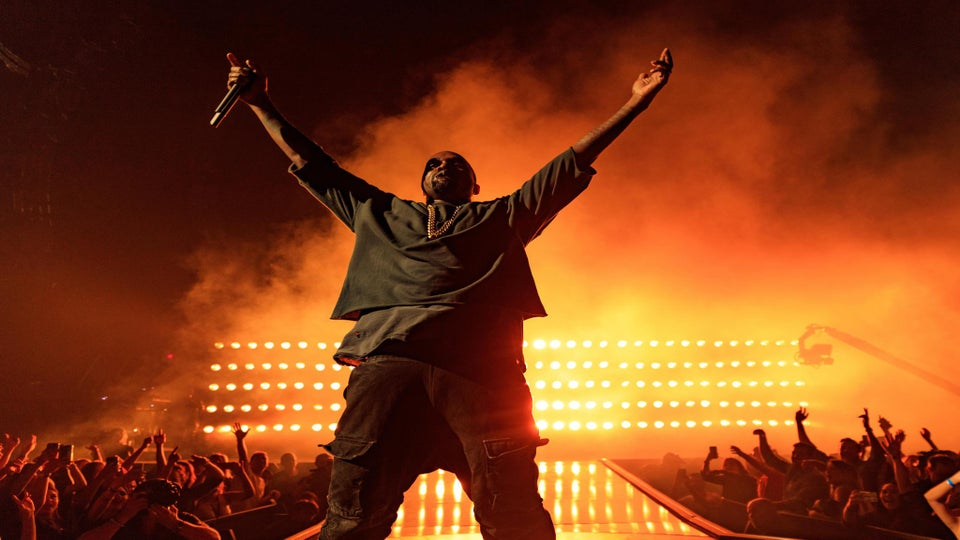 Kanye West Premieres New Song 'Champions' and Of Course, It's Fire