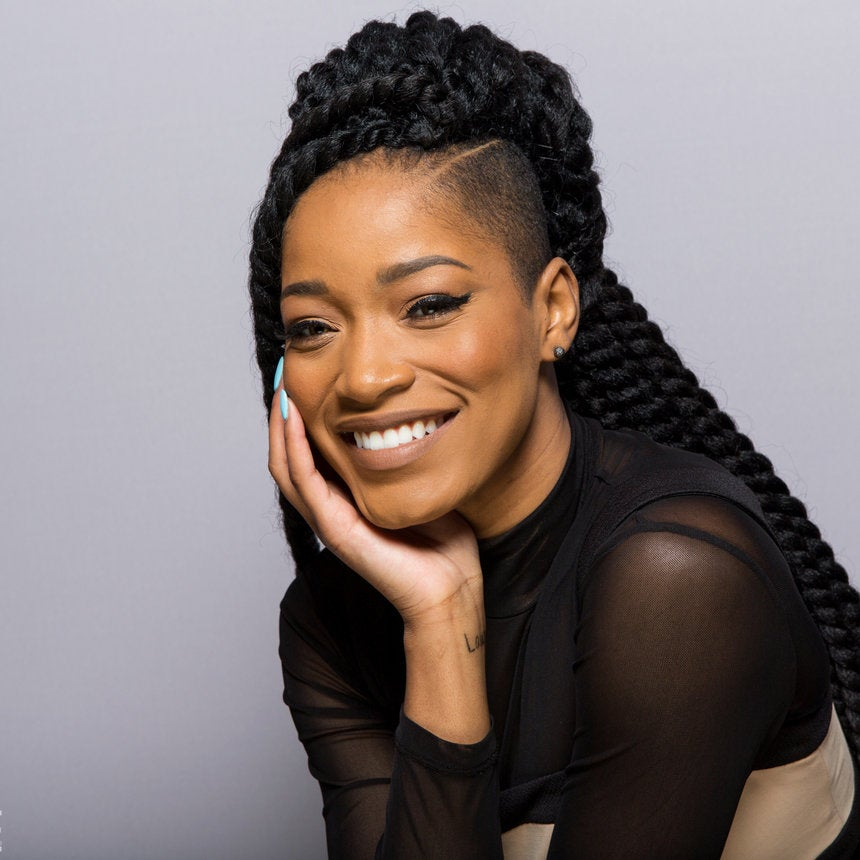 Keke Palmer Shares the Beauty of Rocking Your Hair for You