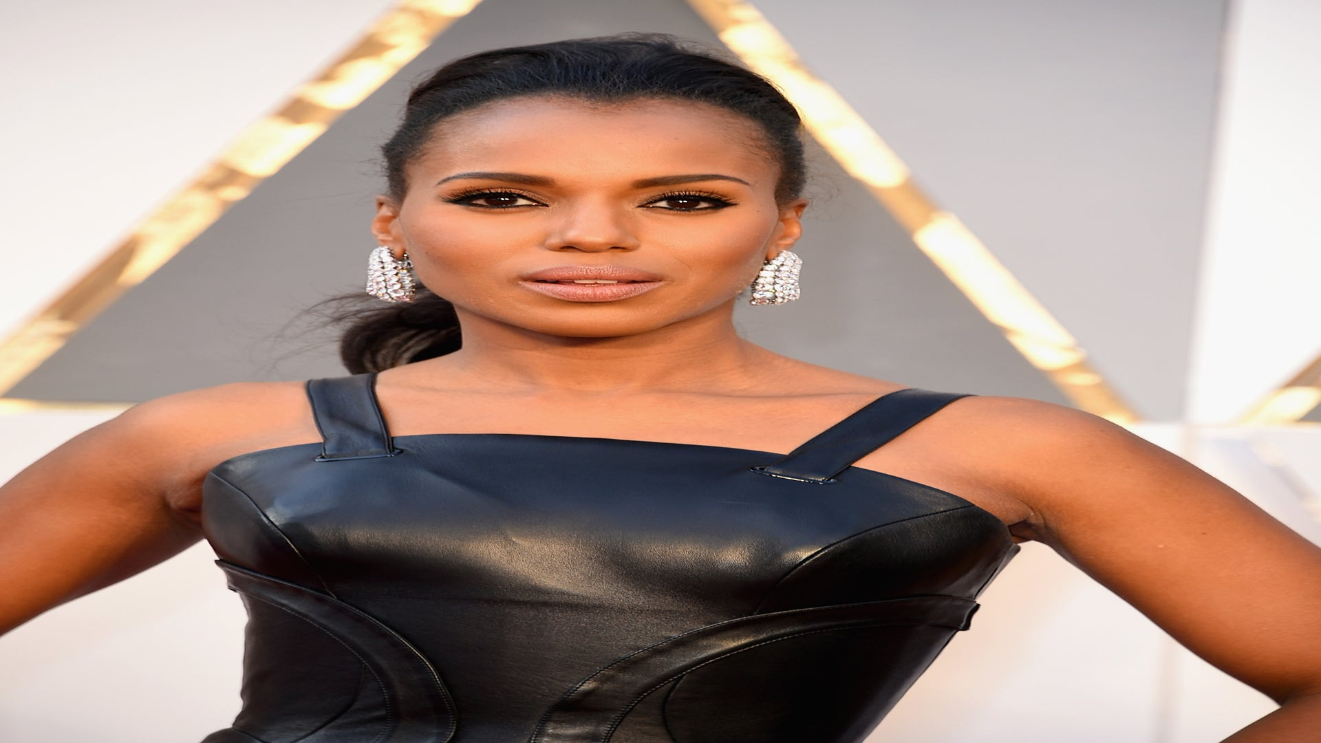 Kerry Washington is Taking a Stand Against Domestic Violence