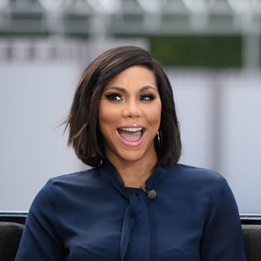 Tamar Braxton Returns to Instagram and Throws a Little Shade