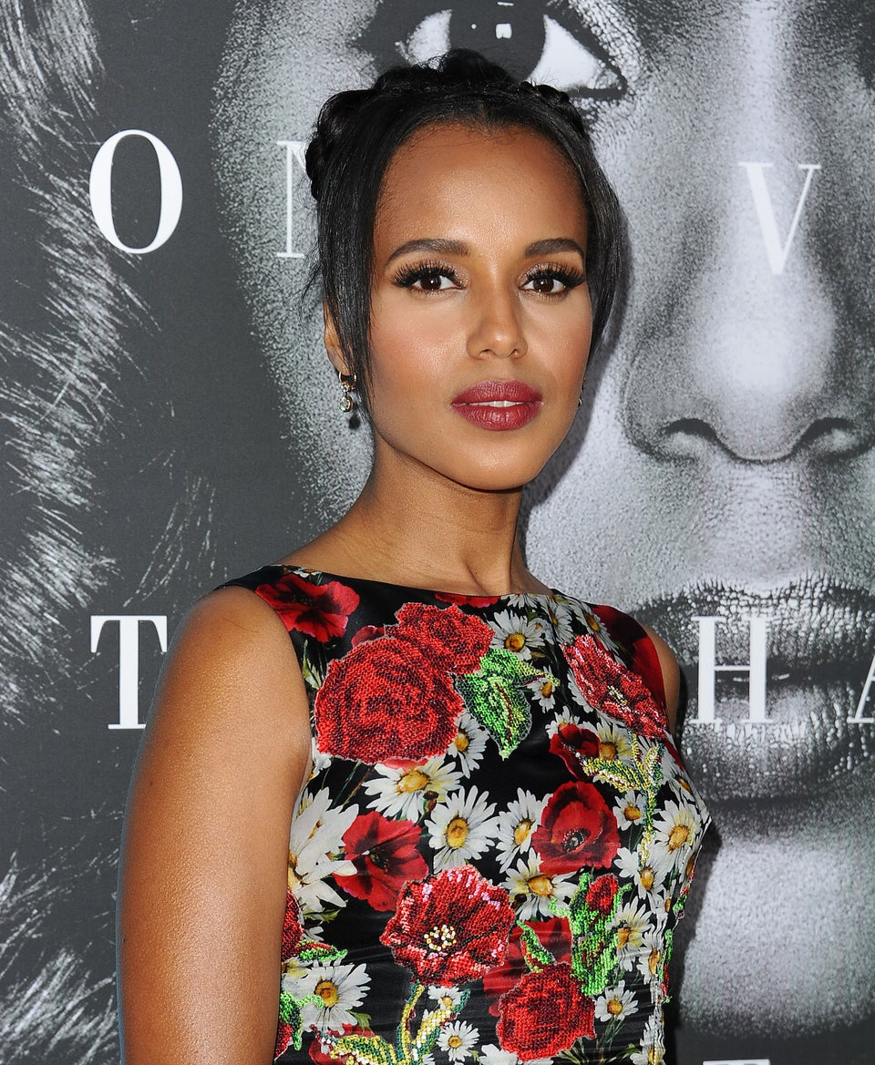 """Kerry Washington Was Once Fired For Not Being """"Hood"""" Enough"""