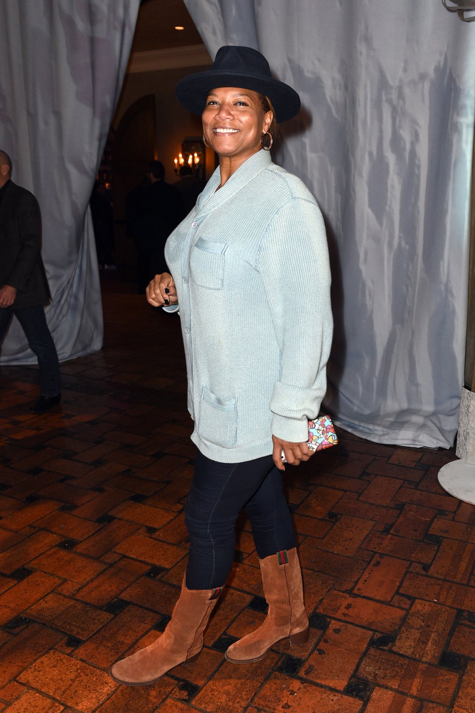 Queen Latifah Talks Spike Lee's 'Jungle Fever' for 25-Year Anniversary
