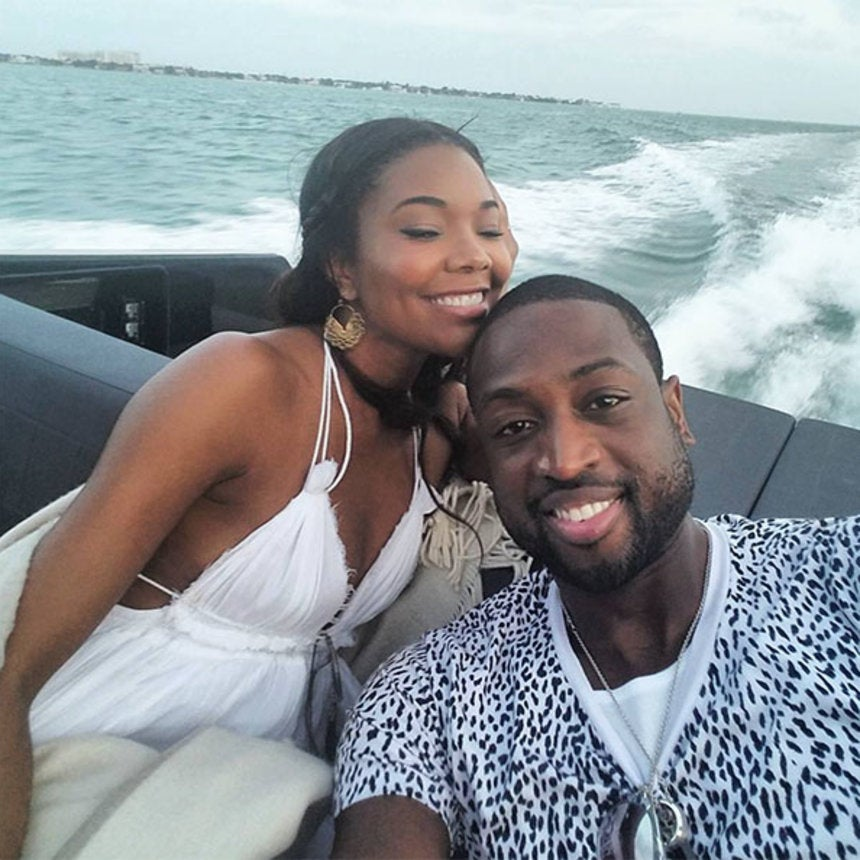 Gabrielle Union Had The Perfect Response To Hubby Dwyane Wade's Nude ESPN Cover