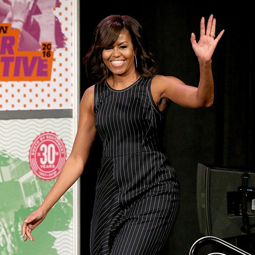 Michelle Obama Just Joined Snapchat!