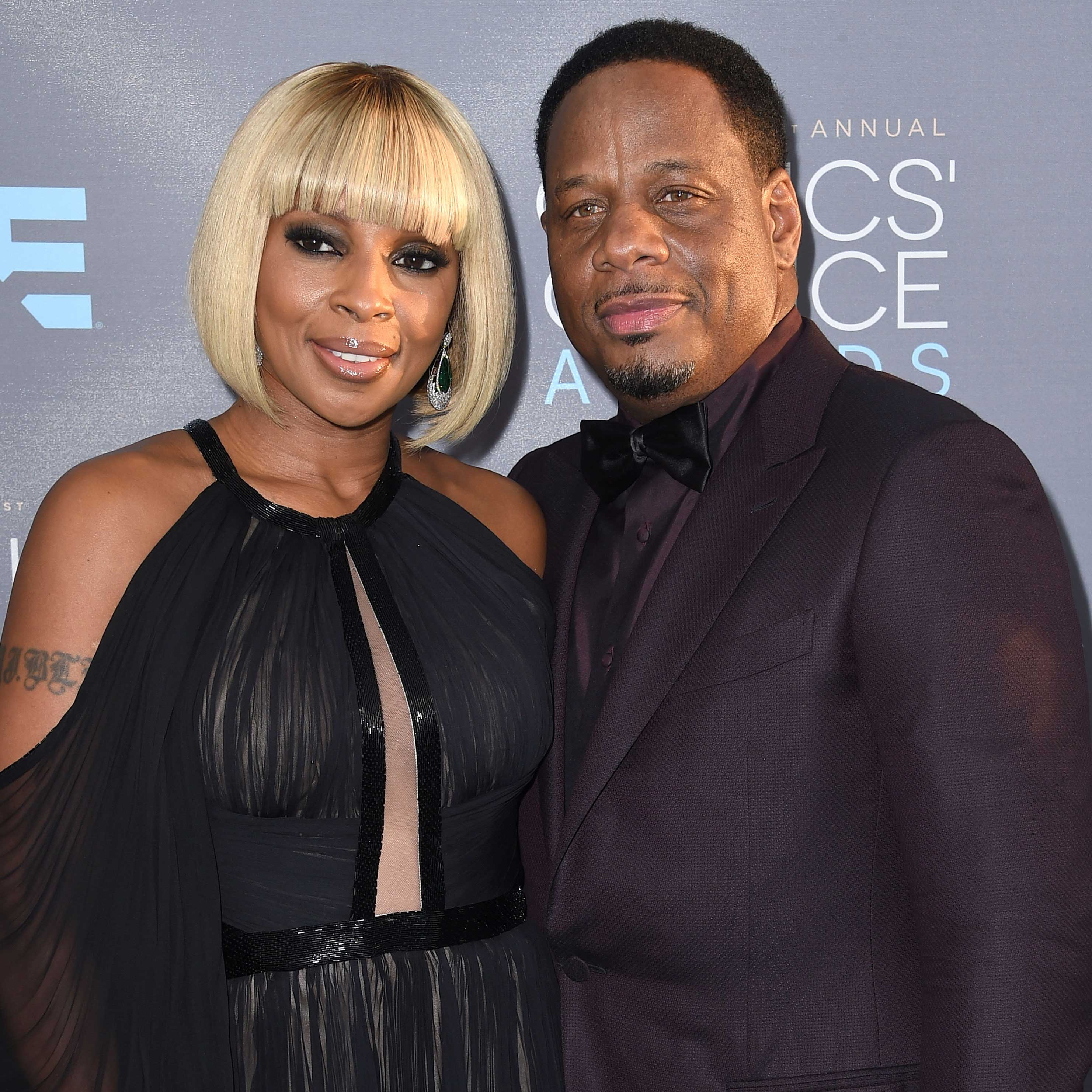 Mary J. Blige Reportedly Files for Divorce from Husband Kendu Isaacs