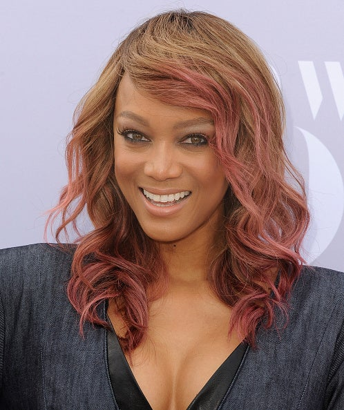 Tyra Banks, John Legend, Shirley Caesar & More Honored With Hollywood Walk Of Fame Stars